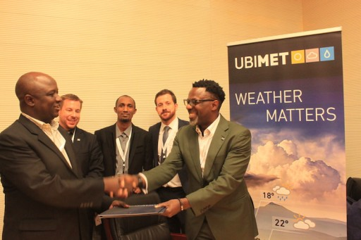 UBIMET and NIMET Expand Sustainable Meteorological Capability in Africa