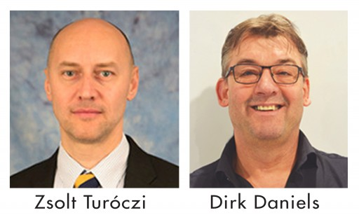 DriSteem Appoints New Regional Manager and Technical Support Representative in Europe