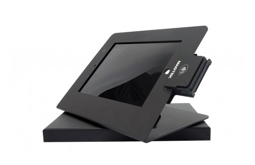 Gamber-Johnson Releases New Payment Stand for iPad 10.2 and MagTek iDynamo 6