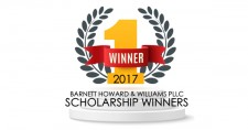 2017 Scholarship Winners - Barnett Howard & Williams PLLC Scholarships