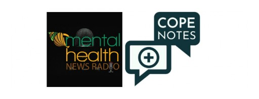 Innovative Mental Health App Cope Notes Sponsors Mental Health News Radio Network