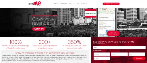 Marketing Giant Growing Its SEO Services to Edmonton