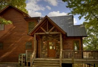 HomeEscape Cabin Rental in Blue Ridge, GA