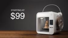 Obsidian 3D Printer starts at $99