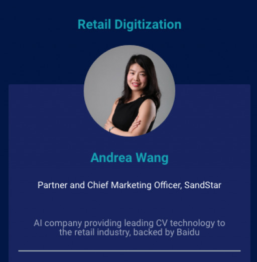 SandStar CMO Speaks at an Online Workshop of SCMP About the Future of Retail Digitization in China