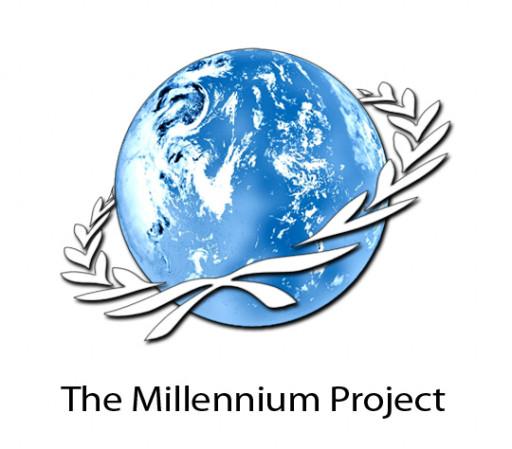 The Millennium Project Logo