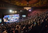 THE SCIENTOLOGY NEW YEAR'S CELEBRATION at the Shrine Auditorium in Los Angeles commemorated 12 months of unsurpassed achievement for Scientology. Indeed, 2015 will long be remembered as a year of unparalleled growth.