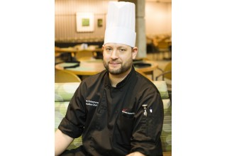 The National Conference Center's Executive Chef Frank Estremera