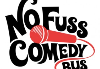 No Fuss Comedy Bus Opening Night Event in DTLA Saturday, July 27 at 5 p.m.