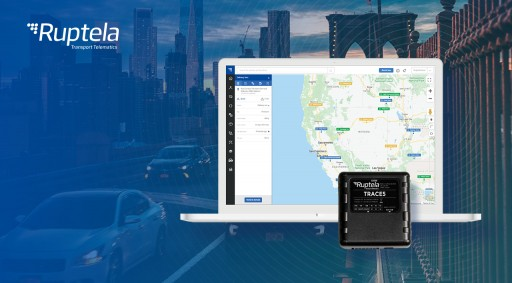 Premium Telematics - Now Affordable. Ruptela Presents Its Telematics Solution, Tailored to the U.S. Market