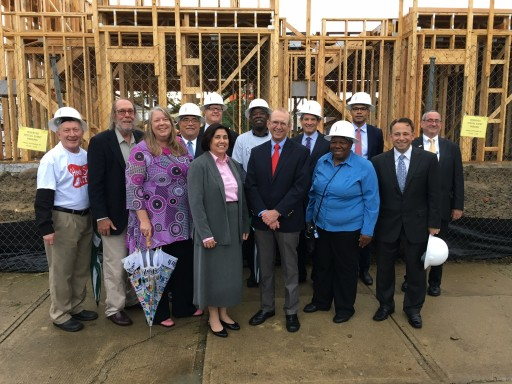 Community Development for All People, Nationwide Children's Hospital, City of Columbus & NRP Group Celebrate Launch of the Residences at Career Gateway, a  $12 Million Workforce Housing Community