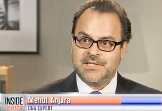 Mehul B. Anjaria, DNA expert