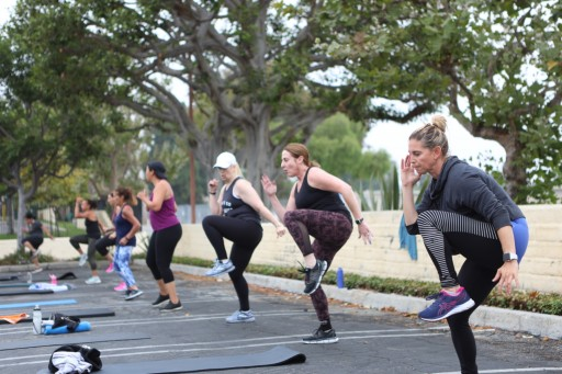 Kickboxing Club Fitness Launches LIVE Virtual & Outdoor Functional Training & Fitness Kickboxing Classes