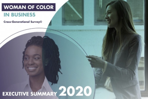 New Groundbreaking Research Study Released About Women of Color in Business by Authors/Harvard Business School Alumnae