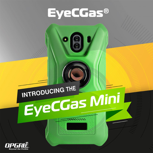 Opgal Launches the World's Most Compact Uncooled Optical Gas Imaging Camera