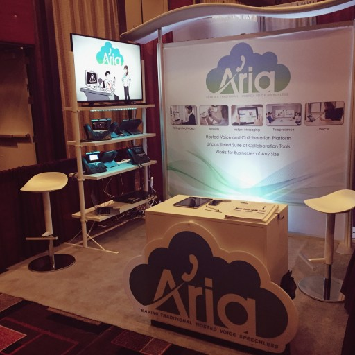 Aria Hosted Impresses the Charter School Association
