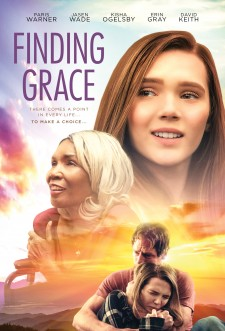 New Release! April 21st #MustWatch FINDING GRACE brings message of hope and faith.