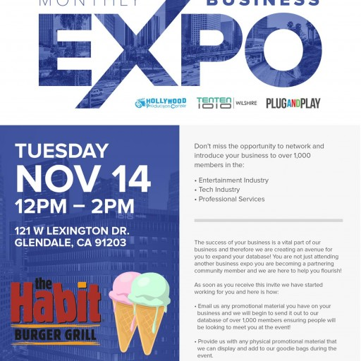 TENTEN Wilshire: November Business Expo—You're Invited!