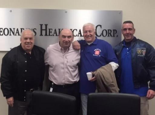 Dr. Leonard's® Healthcare Corp. Salutes Veterans With a Merchandise Donation