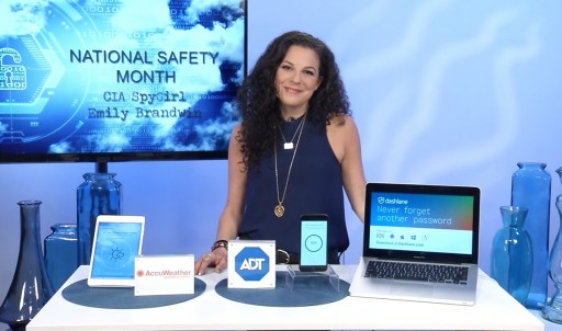 Former CIA Operative Emily Brandwin Shares Timely Tips for National Safety Month