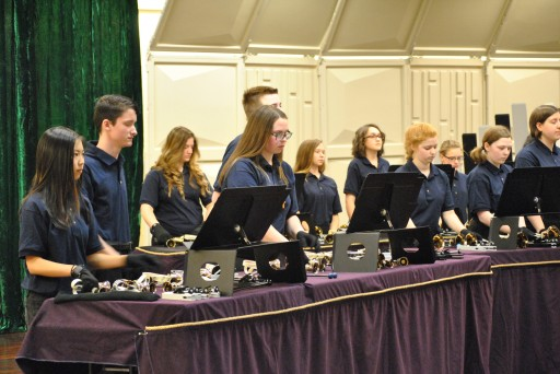 "National Honors Handbell Ensemble to ""Put a Ring on It"" in Fredericksburg"