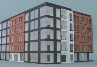 Boxabl Apartment