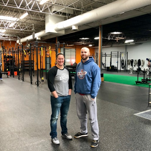 Minnesota Group Fitness Training Facility Growing With Greatmats