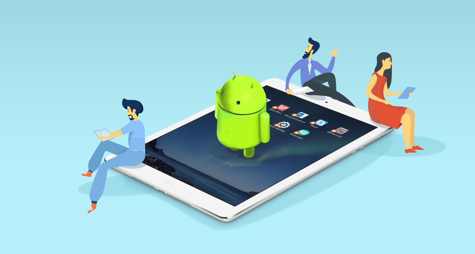 Hexnode MDM Implements Android for Work for Separating Work