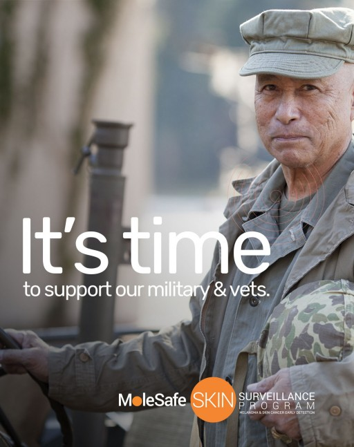 MoleSafe USA Announces 'Support Our Troops and Veterans' Skin Cancer Surveillance Program