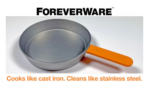 US Company Announces Its New Stainless Cast Iron™ Metal That Replaces Cast Iron Cookware