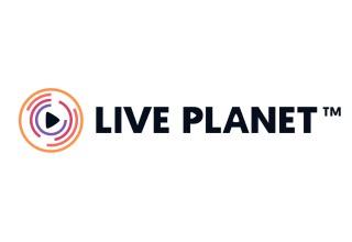 Live Planet Inc. Logo