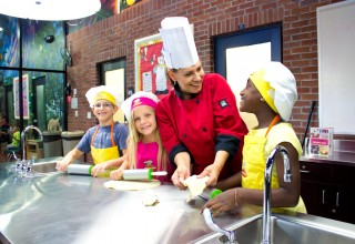 Cooking Classes at Children's Learning Adventure