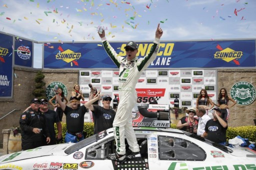 Jefferson Pitts Racing Set for NASCAR K&N Pro Series West Season Opener