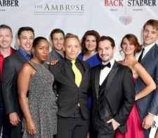 """The Cast Of Amazon's """"Back Stabber"""""""