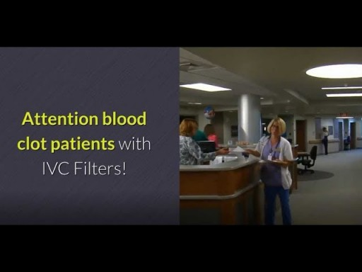 IVC Filter Lawsuits Compensation-Call 866-556-5309