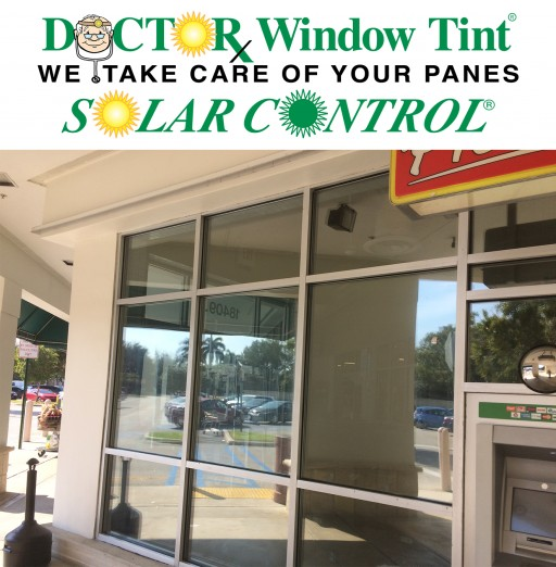 It's Almost Hurricane Season: Doctor Window Tint® is Highlighting the Success of Security Window Films