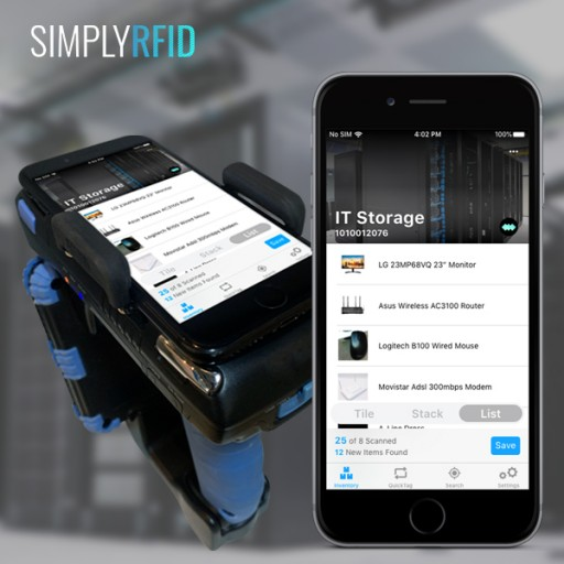 How SimplyRFID is Taking IT Asset Management Into the 21st Century