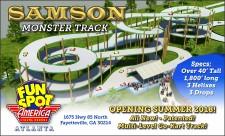 Samson Monster Track