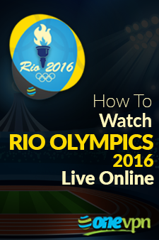 Watch the Rio Olympics Live on iPhone or iPad