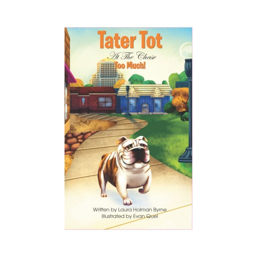 Tater Tot, Children's Book Series Celebrity, Launches New Life Lessons Book About Moderation