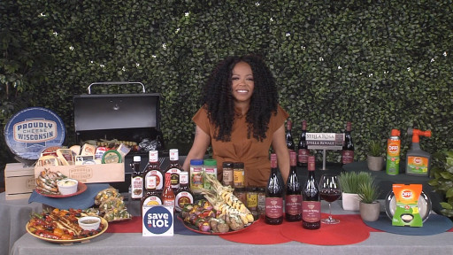 Chef Tregaye Fraser Shares the Thrill of the Grill With TipsOnTV Blog