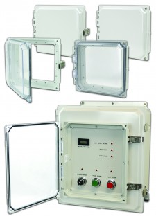 "New 8"" x 8"" HMI Cover Kits from Allied Moulded Products, Inc."