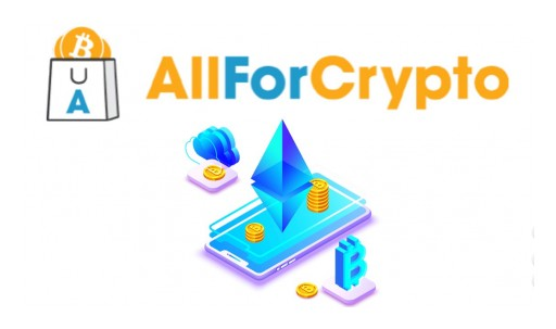 Allforcrypto.org Introduces Blockchain-Based Marketplace for Bolstering Cryptocurrency Spending Options