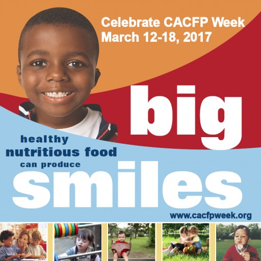 Serving 4 Million Children Across the United States: Celebrating CACFP Week!