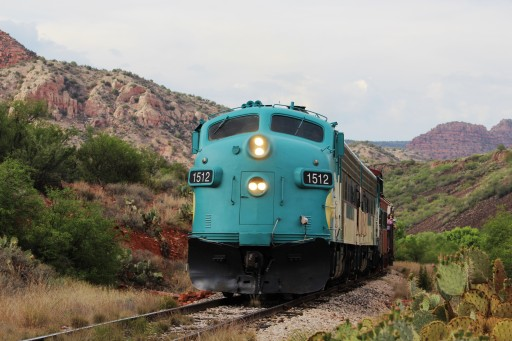 Two Million and Counting at Verde Canyon Railroad