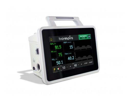 SECO USA to Donate Biorespira, Non-Invasive Pulmonary Ventilators to U.S. Hospitals