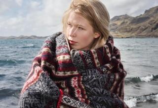 Icelandic wool blankets