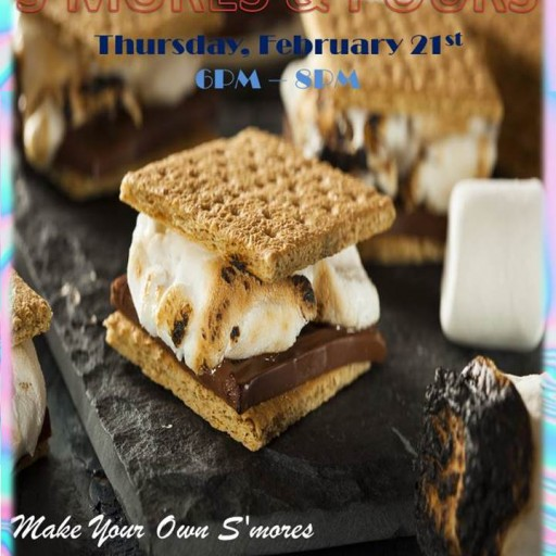 1010 Wilshire Hosts a Fun Night of S'mores and Pours