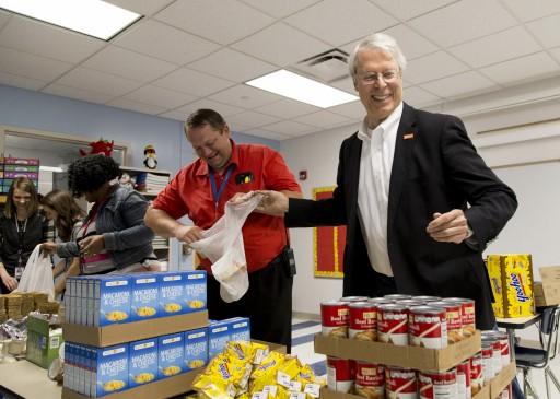Mayors Unite to Combat Weekend Hunger for Students Across the Nation