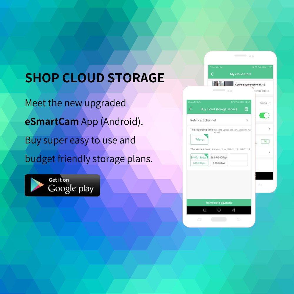ElinkSmart's Cloud Service is Available to Order in the App